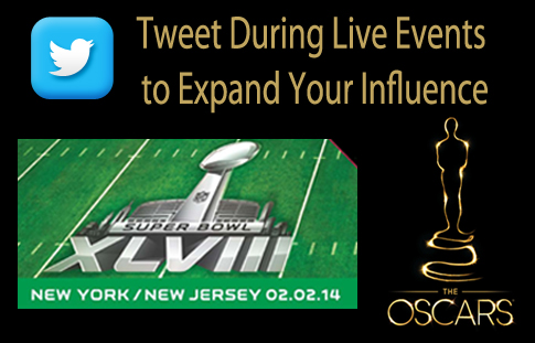 How to Expand Your Influence Organically with Live Tweeting