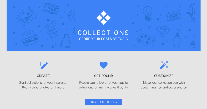 Google+ Collections' Small Business FAQ